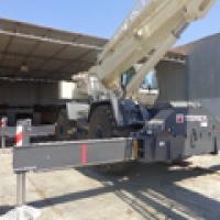 Terex RT780 Hydraulic Rough
